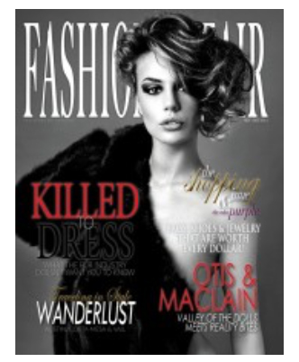 Fashion Affair Nov -Dec 2014