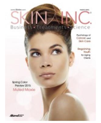 Skin Inc March 2015